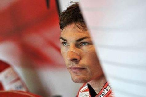 Nicky Hayden rechnet an der Seite von Valentino Rossi nicht nur mit Spaß