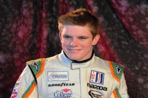 Conor Daly schielt langfristig bereits auf eine Karriere in der Formel 1