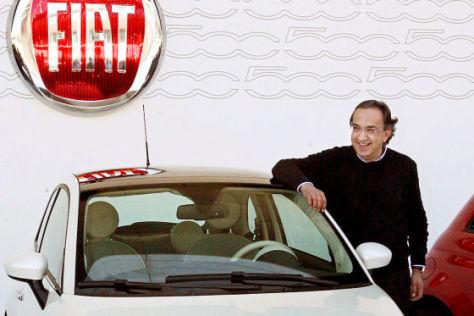 Fiat und Chrysler: Die Zukunft