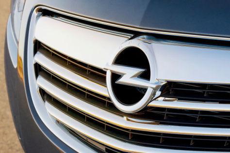 Opel wieder AG