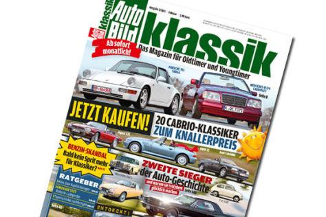 AUTO BILD KLASSIK 2/2011