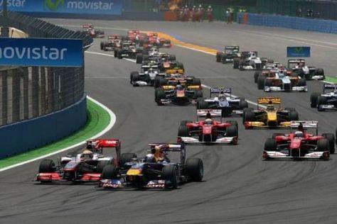 Startet die Formel 1 schon 2012 auf der spanischen Ferieninsel Mallorca?