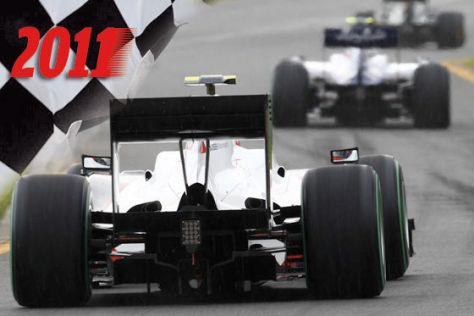 Heckspoiler Formel 1