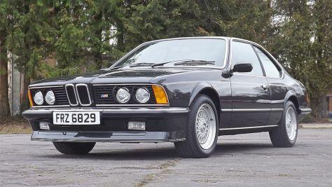 Spektakuläre Auktionen: BMW M635 CSi
