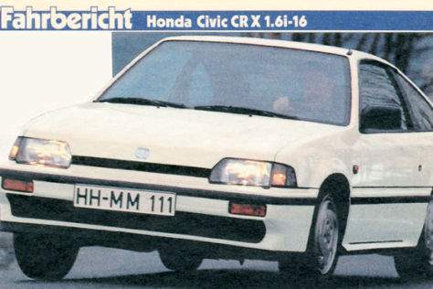 Honda Civic CRX 1.6i-16