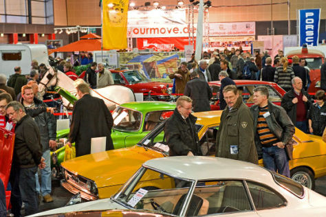 Bremen Classic Motorshow 2011