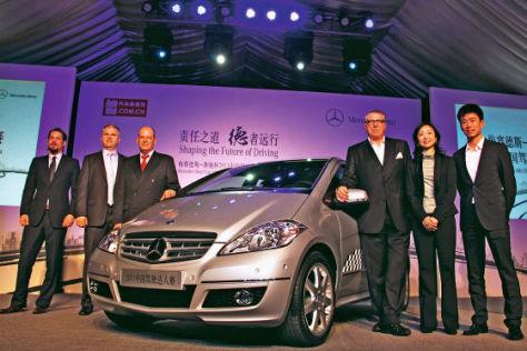 Chinas beste Autofahrer