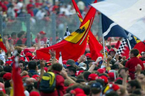 Müssen die Ferrari-Fans ab 2013 nicht nach Monza, sondern nach Rom pilgern?