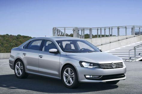 VW Passat (US-Version 2011)