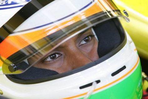 Narain Karthikeyan: Der Indien-Grand-Prix hat nun auch einen Lokalhelden