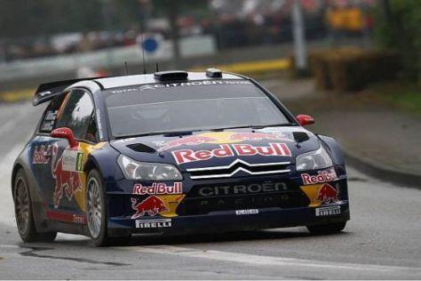 Ob Kimi Räikkönen auch 2011 in der Rallye-WM startet, steht noch nicht fest