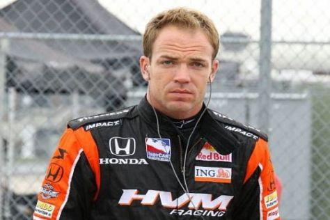 Erst A1GP, IndyCars und Superleague, dann DTM? Robert Doornbos hat viel vor
