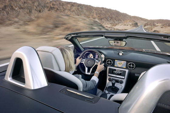 Mercedes SLK III (2011)
