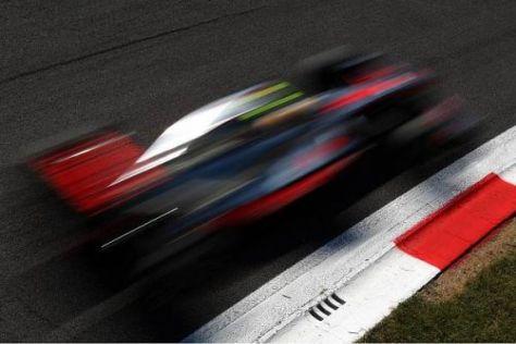Undurchsichtig: Noch ist nicht klar, mit welchem Auto McLaren in Valencia antritt