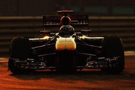 Sebastian Vettel darf bereits am 1. Februar mit dem neuen Red Bull fahren