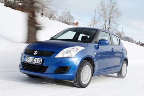 Suzuki Swift 4x4 (2011)