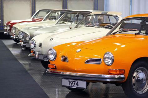 VW-Automobilsammlung