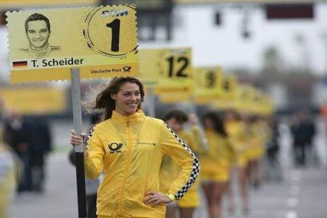 Viele Fragezeichen: Die Startnummern für die Saison 2011 werden noch vergeben