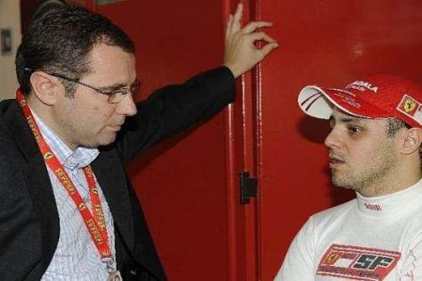 Felipe Massa steht in seiner sechsten Ferrari-Saison unter Zugzwang