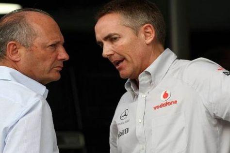 Bei McLaren hat man sich zu einer unkonventionellen Strategie entschieden