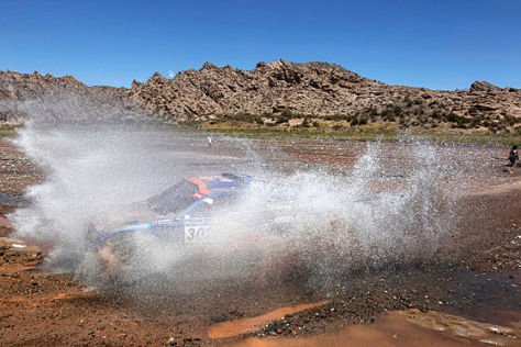 Rallye Dakar 2011: Etappe 11