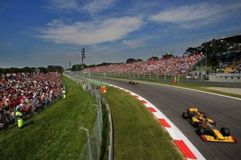 Fährt die Formel 1 in Zukunft nur noch jedes zweite Jahr im königlichen Park?