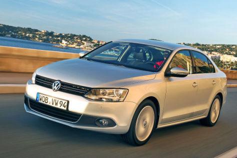 VW Jetta (2011)