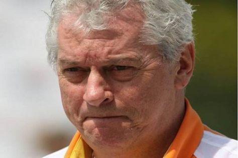 Der ehemalige Renault-Chefingenieur Pat Symonds will zurück in die Formel 1