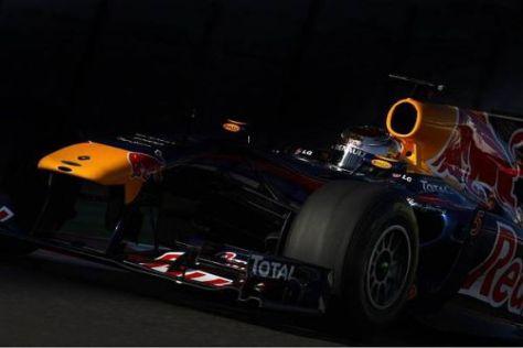 Sebastian Vettel absolviert die Saison 2011 als Titelverteidiger in der Formel 1