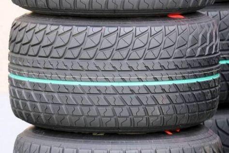Pirelli testet: Die Regenreifen werden in Abu Dhabi weiter erprobt