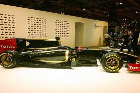 Die neue Renault-Retro-Lackierung sorgt nun auch in Kanada für Ärger