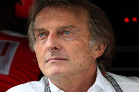 Ferrari-Präsident Luca di Montezemolo war erster FOTA-Vorsitzender