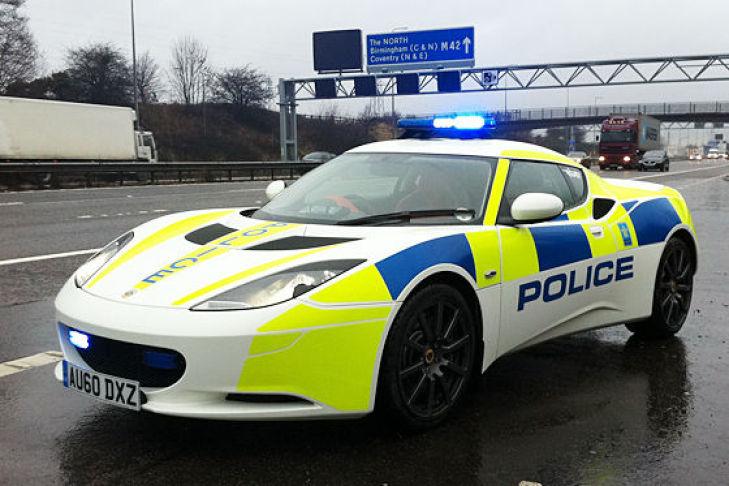 Uk Undercover Police Cars