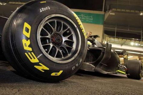 Der Vorderreifen im Fokus: Pirelli erwartet eine gute Leistung von diesem Pneu