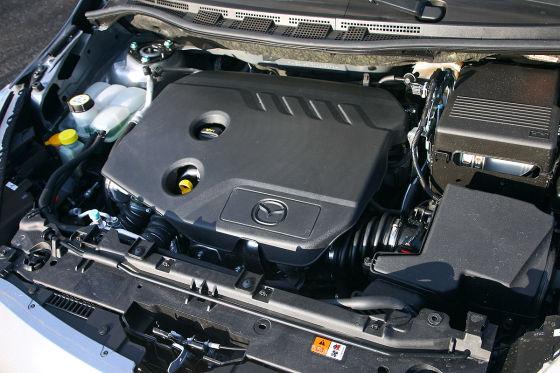 Mazda5 1.6 l MZ-CD
