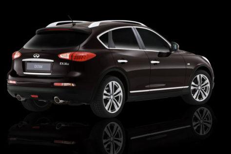 Infiniti EX30d Black Premium