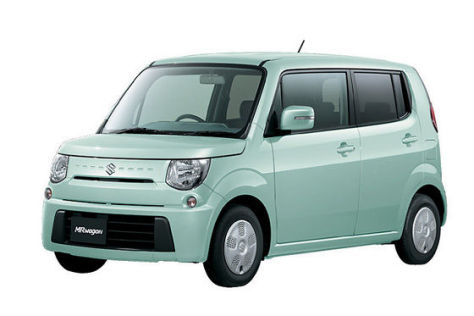 Suzuki MR Wagon (2011)