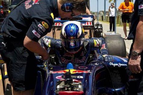 Daniel Ricciardo wird auch in Bahrain wieder ins Formel-1-Cockpit steigen