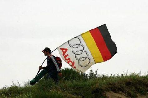 Die Audi-Fans werden auch in Zukunft zur DTM oder nach Le Mans gehen
