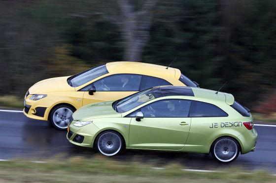 Seat Ibiza Cupra JE Design Ibiza FR TDI