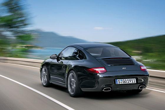 Porsche 911 Carrera Coupé Black Edition