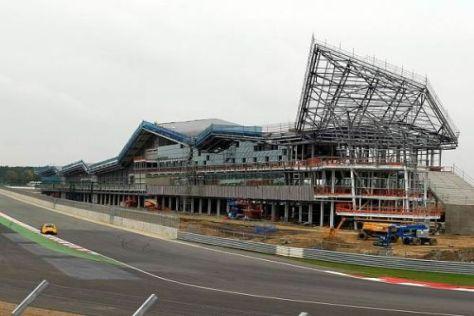 """Der neue """"Silverstone-Wing"""" ist so gut wie fertig - Dorna gab bereits das Okay"""