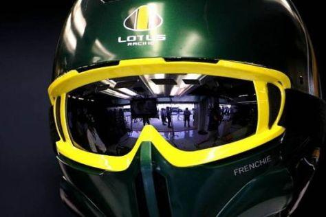 "Die Mannschaft geht ab 2011 unter dem Namen ""Team Lotus"" an den Start"