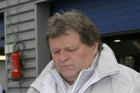 Norbert Haug hofft auf weitere Titel in dieser kommenden DTM-Saison
