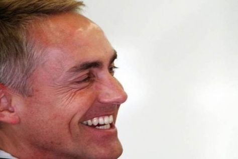 McLaren-Teamchef Martin Whitmarsh hat Vertrauen in den MP4-26