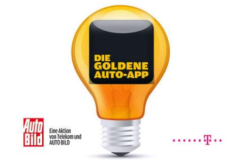 Die Goldene Auto-App