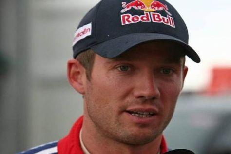 Sebastien Ogier will auch 2011 zu den Spitzenfahrern in der WRC gehören