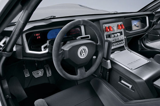 VW Race Touareg als Zivilversion
