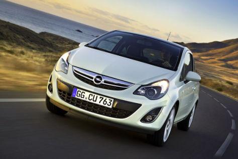 Opel Corsa 1.3 CDTI exoFLEX (2011)