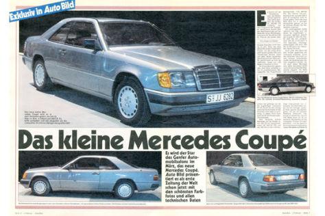 Mercedes 230 CE/300 CE